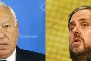 A Mariano Rajoy no le convence y el PP presiona ya a Margallo para anular el debate con Junqueras