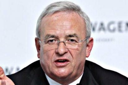 Martin Winterkorn, CEO de Volkswagen, dimite por el escándalo de las emisiones de gases en EEUU