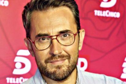 "Maxim Huerta: ""¿Ha bajado Paolo Vasile a quitar mi foto del pasillo de Telecinco?"""