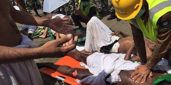 La 'diabólica' estampida de peregrinos a La Meca que ha causado 717 muertes