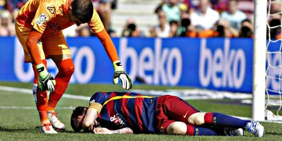 ¡Leo Messi estará dos meses KO!