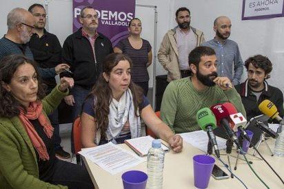 Las Bases de Podemos en Valladolid evidencian una ruptura total