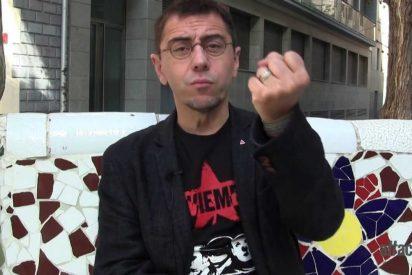 """David Gistau alancea a Monedero: """"Cada una de sus canalladas desnuda la verdadera naturaleza de Podemos"""""""