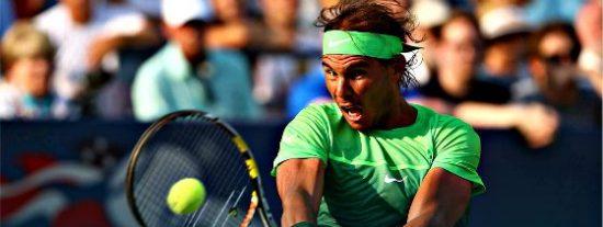 Rafa Nadal salva un mal día y alcanza la tercera ronda del US Open