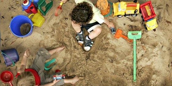 Los dos niños de 5 años que se fugan de una guardería cavando un túnel