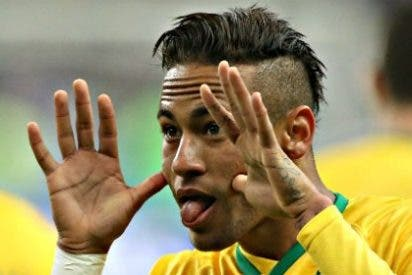 Brasil vence a EEUU (1-4) en un partido fácil en el que se reinvindicó Neymar