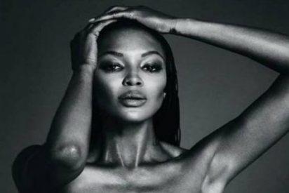 El desnudo de Naomi Campbell que Instagram no quiere que veas