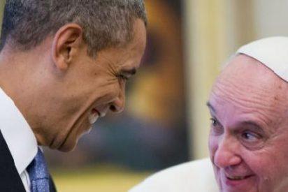 """Obama: """"Estoy ansioso por darle la bienvenida al Papa"""""""
