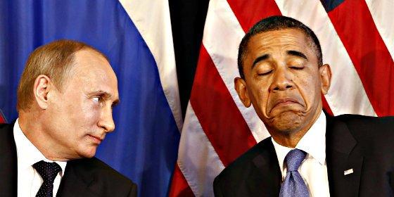 Cuatro diferencias fundamentales sobre Siria y el terrorismo islámico entre Putin y Obama