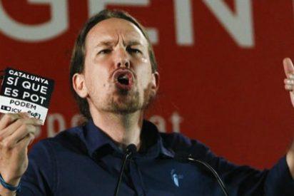 El guiño de Pablo Iglesias para hacer un gobierno de izquierdas en Cataluña deja bizco a más de uno