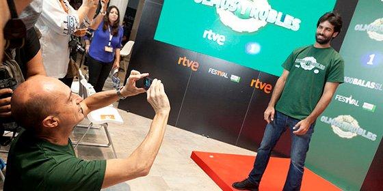 'Olmos y Robles': la serie de TVE que demuestra lo mal actor que es Rubén Cortada ('El Príncipe')