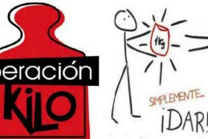 Fundación Banco de Alimentos de Badajoz y El Corte Inglés organizan una Operación Kilo en Badajoz