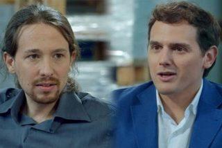"""Albert Rivera: """"El principal problema de [Pablo Iglesias y] Podemos es su incompetencia"""""""