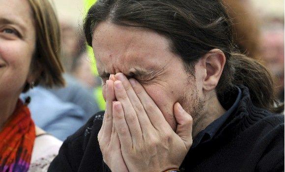 Los Círculos de Podemos están en cuadro: deserción en masa por la dictadura de Iglesias