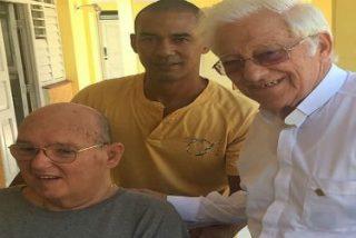 El Padre Ángel abre en Cuba dos comedores sociales