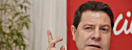 García-Page ocultó la mitad de su patrimonio al Senado durante tres años y medio