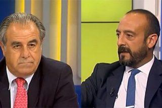 """Graciano Palomo le canta la gallina a Jordi Cañas: """"En lo de Mas os habéis puesto de perfil como Pedro Sánchez"""""""