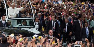Se espera en torno a un millón de personas en la última misa del Papa en USA