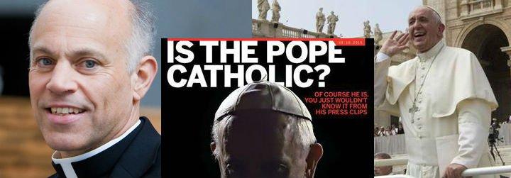 Newsweek se pregunta si Francisco y el arzobispo Cordileone pertenecen a la misma religión