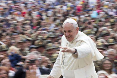 """Papa: """"La Iglesia, casa de puertas siempre abiertas, no secta exluyente"""""""