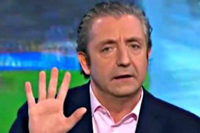 Pedrerol la lía parda en Twitter al querer polemizar con la Selección Española en Oviedo