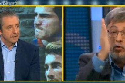 "Pedrerol se enzarza con Damián González: ""Di claramente que te gustan los pitos a Piqué. Me parece lamentable"""