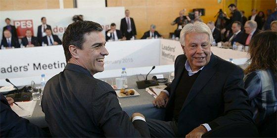 Jaime González exige concreción a Felipe González y Pedro Sánchez sobre su idea de España