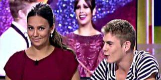 """Cristina Pedroche: """"No beso a Patrick Criado, que mi novio está viendo el programa"""""""