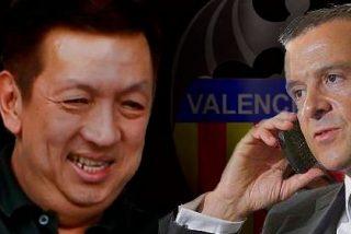 Peter Lim podría largarlo del Valencia