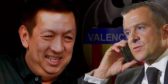 Peter Lim y Jorge Mendes podrían estar aprovechándose del Valencia