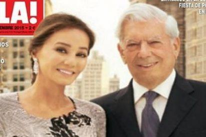 """Isabel Preysler habla por primera vez sobre Vargas Llosa: """"No queremos perder ni un minuto"""""""