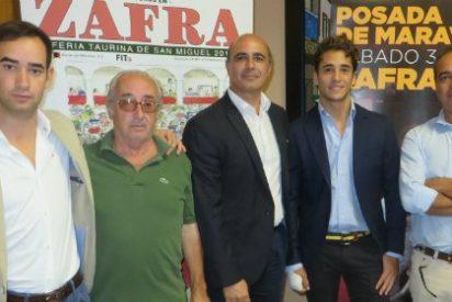 La Feria de Zafra contará con dos festejos taurinos