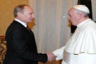 El Papa se reunirá con Putin en Naciones Unidas