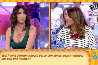 """Guerra abierta entre Raquel Bollo y Paz Padilla: """"Siempre vas dando pena"""""""