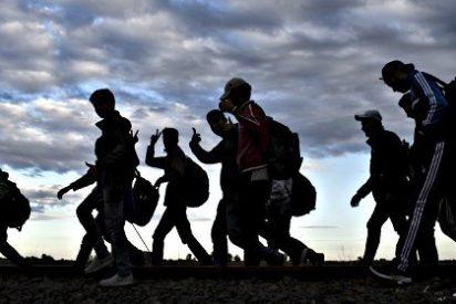 Récord de llegadas de refugiados a Hungría en un solo día ante el próximo cierre de fronteras