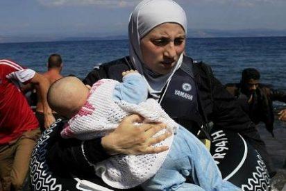 Mueren 34 refugiados, 15 de ellos menores, en otro naufragio cerca de una isla griega