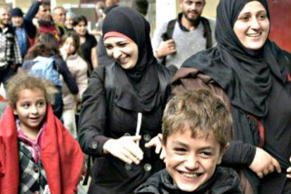 Austria y Alemania levantan la barrera y dejan pasar a miles de refugiados