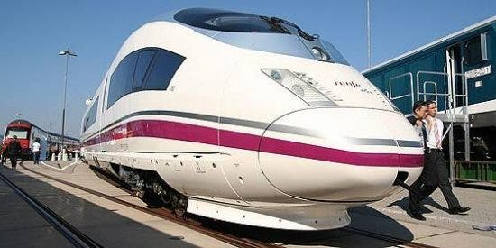 Fomento inaugurará el AVE a León y Palencia el 29 de septiembre de 2015