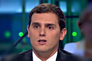 """Albert Rivera: """"No me planteo pactar con el PP tras las elecciones generales"""""""