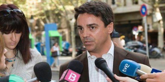 El arrepentido Santos ratifica que el PP balear exigía un 3% en comisiones