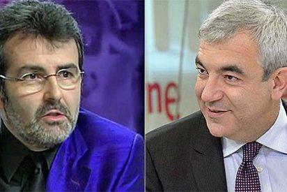 """El economista independentista Xavier Sala-i-Martin llama """"matón de barrio"""" a Luis Garicano (C´s)"""