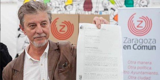 El alcalde podemita de Zaragoza permite actuar en el Auditorio municipal a una banda proetarra