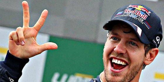 Vettel destrona a Hamilton de la 'pole' y Alonso saldrá duodécimo