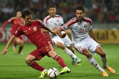 David Silva orquesta un victoria vital para España