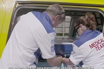 Rapidez de Fórmula 1 para salvar la vida de los recién nacidos