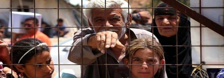 Los obispos españoles ofrecen sus instalaciones para acoger a refugiados
