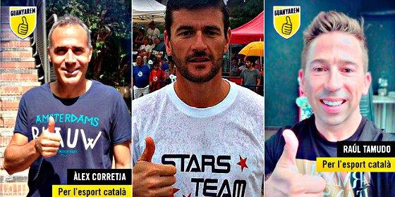 ¿Los deportistas de las lista independentista fueron engañados por Guanyarem?