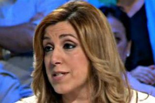 Susana Díaz sacude hasta en el 'alma' a Pablo Iglesias y los de Podemos