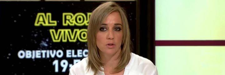 """Tania Sánchez se nos hace separatista: """"No me gusta que no se pueda gritar independencia"""""""