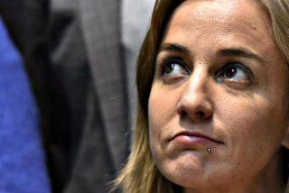 La podemita Tania Sánchez acumula en lo que va de año 2.420 euros en multas de tráfico
